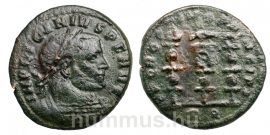 I. Licinius Follis - SPQR OPTIMO PRINCIPI - Róma