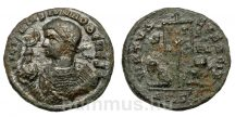 II. Licinius AE3 - VIRTVS EXERCIT - Siscia